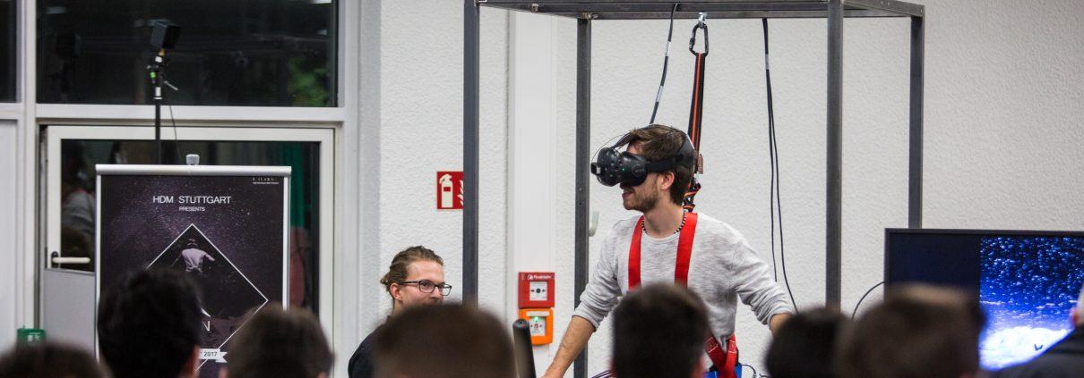 Virtual Reality Brillen sind auch im Marketing im Trend.