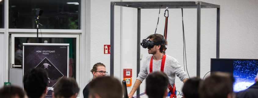 Virtual Reality Brillen sind auch im Marketing im Trend.