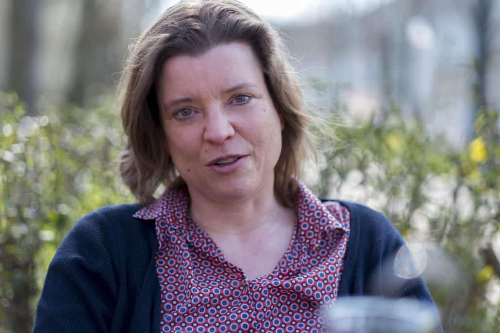 Prof. Dr. Marie Elisabeth Mueller, Foto: Peter Korn-Hornung